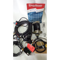Kit Partida Eletrica - Omc 0176685 -motor Johnson E Evinrude