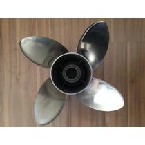 Hélice Para Motor Mercury Ref.48-825900-19 Passo 19 Inox