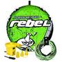 Boia Airhead Rebel - Rebocar Lancha Jet Ski - Diversão