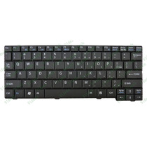 Teclado Original P/ Netbook Sony Vaio V091978as1 Black Us