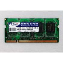 Memória Ram Notebook Adata 512mb Ddr2 667 Mhz