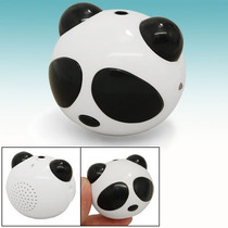 Caixa De Som Audio Laptop Notebook Celular De Urso Panda