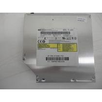 Gravadora Dvd Para Notebook Hp Sata P/n Ts-l633 - Cod8