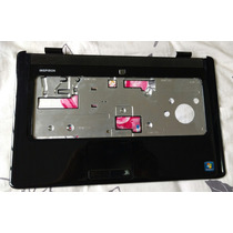 Carcaça Superior Com Touchpad Dell Inspiron 1545 - Pp41l