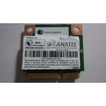 Placa Wireless Netbook Acer Aspire One Ao722