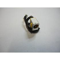 Conector Fonte Power Dc Jack Original Acer 5520 P/n 080104