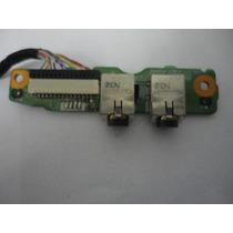 Placa De Som Hp Compaq V6000 P/n Daat8bab8b9