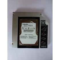 Adaptador De Dvd Para Hd / Ssd Para Notebook - Caddy 12.7mm