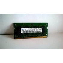 Memoria Samsung 512mb 2rx16 Pc2 5300s 555 12 A3
