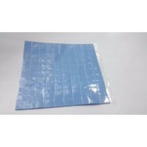 Thermal Pad Bga Chip Manta Processador 100 Unds 10x10x1mm