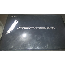 Carcaça Netbook Acer Aspire One Nav70 (placa-mae Danificada)