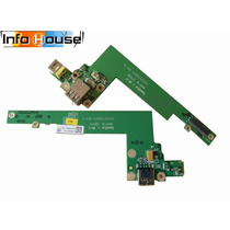 Placa Ac Power Jack E Usb Acer Aspire 3050 3680 5050--c;8018