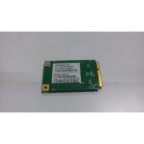 Placa De Rede Wireless Original Para Notebook Lg R48 R480.