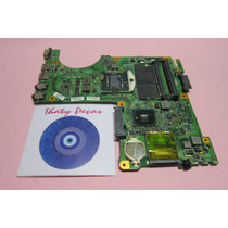 Placa Mãe Dell N4030 Com Processador Core I3 380m Gratis!!!