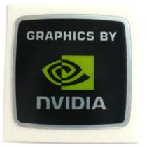 Adesivo Original Graphics By Nvidia