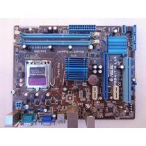 Placa Mae Asus P5g41t-m Lx3 / 775 / Ddr3 R$ 250,00