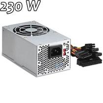 Fonte Mini Itx - 230 Watts Real, K-mex, Pd-230rof