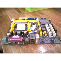Placa Mae Pcware Modelo M61pmv Socket Am2 940 Ddr2 (2722)