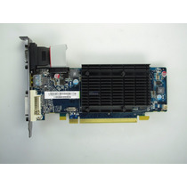 Placa De Video Ati Radeon Hd5450 1g , Ddr3, Hdmi/dvi-i/vga