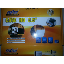 Gaveta Para Hd Sata Ou Ide Feasso Usb 2.0 - Case Hd 3.5