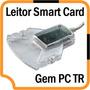 Leitor Gemalto Smart Card Pki E-cpf Gem Pc Tr Twin