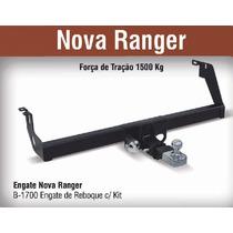 Engate De Reboque Nova Ranger 2013 Removível - Original Bepo