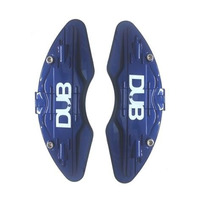 Capa Pinça De Freio Dub (par) Azul Aro 14 Ou Superior Mc
