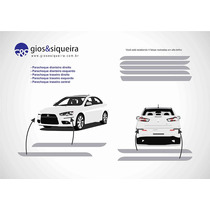 Friso Parachoque Transparente Mitsubishi Asx E Lancer