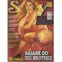 Revista Sexy #268 - Xaiane Do Bbb - Gibiteria Bonellihq