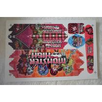Adesivos Monster High