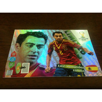 Card Adrenalyn Copa 2014 - Limited Edition - Xavi Hernandez