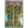 Palhaço Adesivos Stickers Kit Com 12 Cartelas Lindos