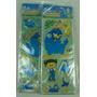 Galinha Pintadinha Adesivos Stickers Kit Com 12 Cartelas