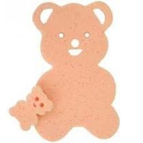 Esponja Para Banho Massagem Relaxe Seu Bebe Almofada