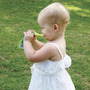 Bolsa P/ Armazenar Alimentos Kit 10un Colher Cherub Baby