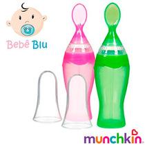 1 Colher Dosadora Mamadeira Papinha Bebê Squeeze Munchkin