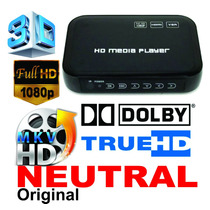 Media Player Full Hd 1080p Mkv Hdmi Vga Cabo Hdmi