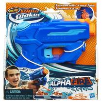 Água Gun - Nerf Supersoaker Alphafire Compact 3 Corrente