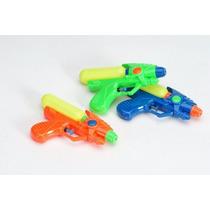 Pistola De Água Pressão Revolver Arma