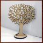 Arvores Mdf Provençal+base Cru 25 Cm Artesanato, Arabesco