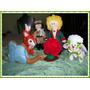 Boneco Pequeno Príncipe - Temos O Kit Completo