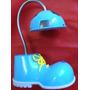 Luminária Em Forma De Sapato - Liga Na Tomada- A25