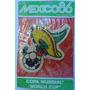 Aromatizante Copa Do México 1986 - Mascote - A26