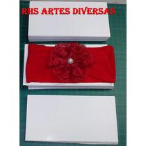 Kit 100 Embalagem Faixa Meia D Seda +100 Em P/ Presilhas Etc