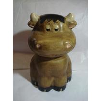 Charmosa Vaquinha- Vaca Grande - Em Ceramica -linda
