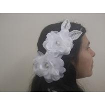 Arranjo De Flores Para Penteado Noivas,madrinha,festas