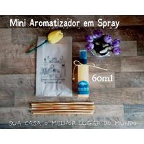 Mini Aromatizador De Ambiente Spray - Embalagem Pet