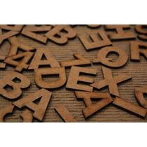 Letras E Números Em Mdf Com 20cm De Altura
