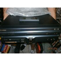 Laser Disc Pioneer Cld A100 Funcionando + 4 Discos Veja Foto