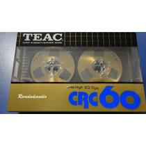 Fita Cassete Teac Crc60_tdk_sony_raridadeaudio